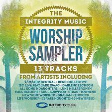 CD: THE INTEGRY WORSHIP SAMPLER - Worship - englischerLobpreis - *NEU*