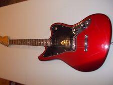 Fender Blacktop Jaguar B90 (P90) in Red