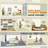 SAINT ETIENNE - TALES FROM TURNPIKE HOUSE (2CD DELUXE EDITION)  2 CD NEU