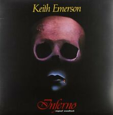Inferno - O.S.T. - Colonna Sonora Originale - Keith Emerson LP Vinile