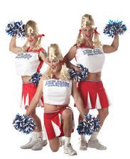 Adult Varsity Cheerleader Men's Halloween Costume