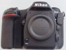 Nikon D500 DX-Format Digital SLR,  Body Only