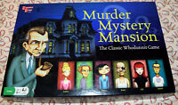 Murder Mystery Mansion Board Game Replacement Pieces Parts 2008 Whodunnit