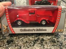 1:43 Road Signature Collector's Edition Red '34 Ford Pickup