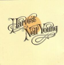 Neil Young - Harvest (CD 1999) Repress; Reissue