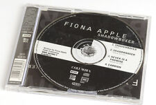 Fiona Apple MAXI CD, Shadowboxxer