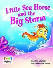 Kleines Meer Pferd und dem großen Sturm