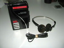 Toshiba Personal Radio Cassette Player With Grafic Equaliser  In VGWO