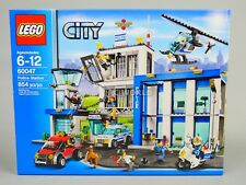 LEGO City  POLICE STATION 60047   (854 PCS)    #oobt
