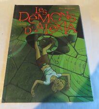 3. Yorthopia - Les démons d'Alexia par Ers  Dugomier – éditions Dupuis – N° 3  -