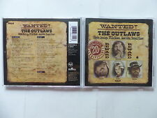 CD Album THE OUTLAWS Wanted! 07863 66841 2 Country