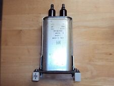 Oil Filled Capacitor 0.05 uF 20,000 V  used not tested Ham Radio