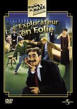 L'Explorateur en folie DVD NEUF SOUS BLISTER