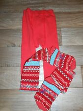 OILILY TIGHTS SIZE 128 TRIED ON BUT NEVER FITTED LOVELY BRIGHT COLOURS