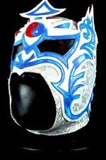 MRMASKMAN Dragon Lee 3 LYCRA MEXICAN WRESTLING MASK LUCHALIBRE LUCHADOR WRESTLER