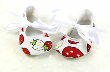 Baby Shoes Fashion For Baby Girl Toddler Shoes First Walkers Super  Strawberry