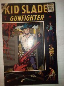 KID SLADE, GUNFIGHTER 6- Severin cover