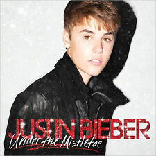 JUSTIN BIEBER - UNDER THE MISTLETOE - CD - Sealed
