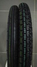 COPPIA COPERTONI  250-17 ANT.  2.75-17 POST.   MOTO GUZZI - GILERA - MOTO MORINI