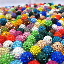 Unbranded Round 10 - 10.9 mm Size Jewellery Beads