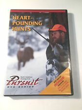 Heart-Pounding Hunts, North American Hunting Club Pursuit Dvd Series, New!