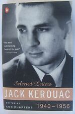 Jack Kerouac Selected Letters 1940-1956  (paperback book) Ann Charters ed.