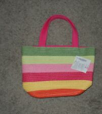 NWT!! Girl's Gymboree Purse/Bucket Bag