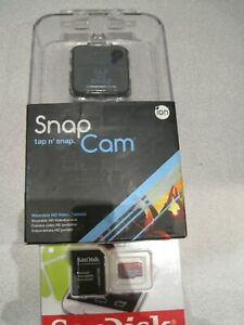 ION Snap Cam Wearable HD Video Camera + 32GB