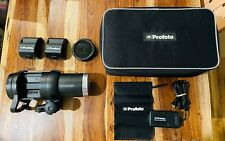 Profoto B1 500 AirTTL Monolight Flash Excellent Condition + 2 Batteries