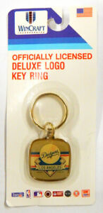 1990 Wincraft Deluxe Los Angeles Dodgers Key Ring