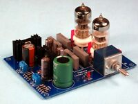 Assembled 5670 Tube preamplifier board base on Matisse circuit with ALPS pot
