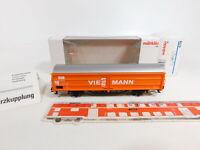 CJ75-0,5# Märklin H0/AC 4728 Schiebewandwagen Viessmann DB NEM KK, NEUW+OVP
