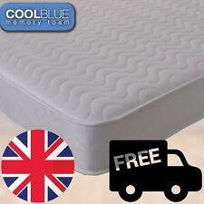 3ft single Cool touch spring gel foam sprung mattress - childrens kids bunk