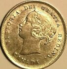 1899 CANADA SILVER 5 CENTS COIN - Fantastic example!