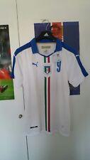camiseta Italia Euro Copa Francia Shirt Italy 9 PELLE Trikot L Maglia  Maillot L