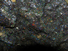 Quality Natural Rough Honduras Black Matrix Opal Specimen 767,15 Cts Movie !