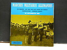 THE DEUTSCHMEISTER BAND Marches militaires allemandes Lili Marlène VI252