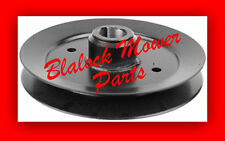 """12715 EXMARK LAZER Z CT 44"""" SPINDLE PULLEY (.985"""" X 6"""") REPL 1-653099"""