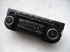 VW Passat 3AA B7 élément de réglage pour climatisation Sièges chauffants noir
