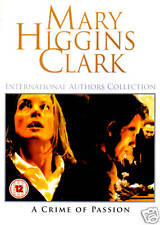 MARY HIGGINS CLARK: A CRIME OF PASSION (PAL R0 DVD) (Sld) (Gibb/Currie)