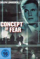 DVD NEU/OVP - Concept Of Fear - Dolph Lundgren