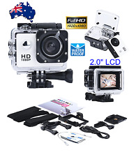 Camera GoPro Fit 1080P Full HD DV Sports Camera Waterproof 30m Diving