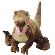 ��Ikea Jattelik Velociraptor Soft Stuffed Animal Toy Small 17� Head-to-Tail New