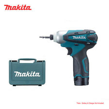Makita TD090D Lithium-ion 10.8V Cordless Electric Drill Driver Baretool & Case