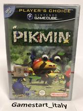 PIKMIN NINTENDO GAMECUBE - NUOVO SIGILLATO - NEW SEALED PAL VERSION GAME CUBE