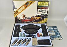 Vintage Aurora Model Motoring 1963 HO Scale Stirling Moss Four Lane Racing Set