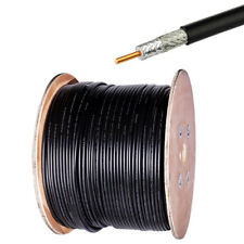 RF Coaxial Low Loss for Cable KSR400 / RG8 drop-in replacement for LMR400 / 10M