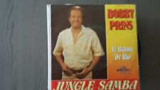 45T BOBBY PRINS- JUNGLE SAMBA-