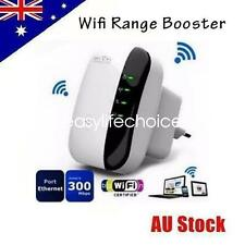 300Mbps Wifi Repeater Wireless  AP Router Extender Booster Range AU Seller