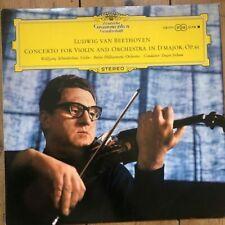 138 999 Beethoven Violin Concerto / Schneiderhan / Jochum / BPO TULIP
